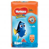Fralda Unissex Huggies Little Swimmers M 11un - Regular - Cod. 36000393507