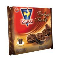 Biscoito Galo Rech Chocolate 345g - Cod. 7896022204877
