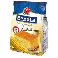 Mistura Bolo Renata Fuba 400g - Cod. 7896022204204