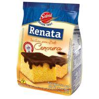 Mistura Bolo Renata Cenoura 400g - Cod. 7896022204914