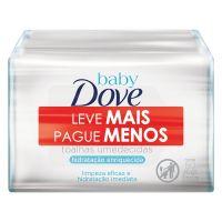 Kit Toalha Umedecida Dove Baby Hidratação Enriquecida 4 Unidades Leve Mais Pague Menos | 3 unidades - Cod. C36298