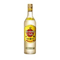 Havana Club Rum 3 anos Cubano 750ml - Cod. 8501110080248