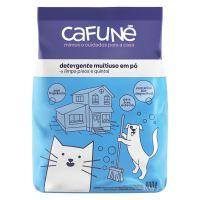 Detergente Cafuné Multiuso em Pó sem Fragrância 800g | 4 unidades - Cod. C36394