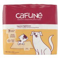 Tapete Higiênico para Cães Cafuné 30 Unidades | 4 unidades - Cod. C36407