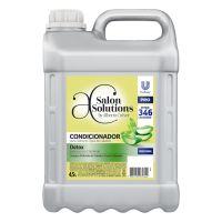 Condicionador AC Salon Solutions Babosa com Chá Verde Detox 4,5L | 4 unidades - Cod. C36442