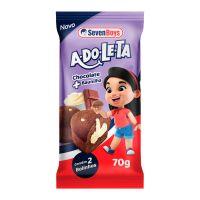 Bolinho Adole Seven Boys Choco, Baunilha 70g - Cod. 7891193006824