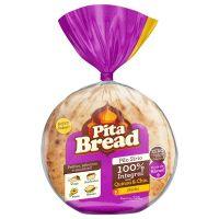 Pão Sirio 100% Integral Quinoa Chia 320g | Caixa com 1 - Cod. 7896073908199