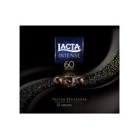 Lacta Trufas Dark 138g | Caixa com 10 - Cod. 7622210558466C10
