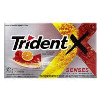 Trident 14 Xsenses Ras Lima 26,6g   Caixa com 12 - Cod. 7622210619655C12