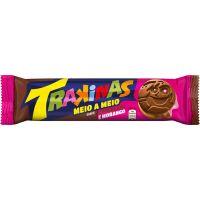 Biscoito Trakinas Meio Cho Mor 126g - Cod. 7622210592637