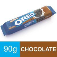 Biscoito Oreo Chocolate 90g - Cod. 7622300873554