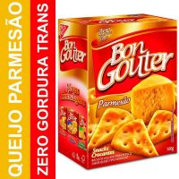 Bon Gouter Parmesao 100g - Cod. 7893333733355
