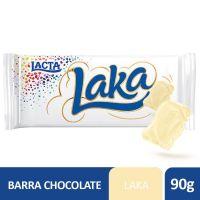 Chocolate Laka Lacta 90g   Caixa com 17 - Cod. 7622300991418C17