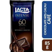 Lacta 60 Cacau Cafe 85g | Caixa com 17 - Cod. 7622210689658C17