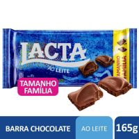 Lacta Ao Leite 165g - Cod. 7622210709417C12