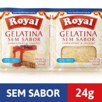 Gelatina S/ Sabor Inc 24g - Cod. 7893333229001C48