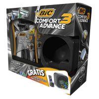 Kit Promocional Comfort 3 Black + Caixa amplificadora para celular - Cod. 70330370036