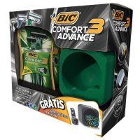 Kit Promocional Comfort 3 Pele Sensível + Caixa amplificadora para celular - Cod. 70330370043