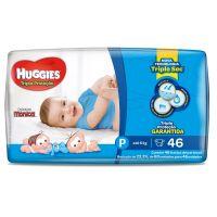 Fralda Huggies Tripla Proteção Meguinha P 46un - Cod. 7896007551309
