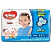 Fralda Huggies Tripla Proteção Meguinha XG 32un - Cod. 7896007551330