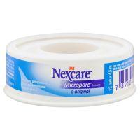 Fita Micropore Branca Nexcare 12 mm x 4,5 m - Cod. 7891040005819