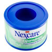Esparadrapo Impermeável Branco Nexcare 25 mm x 3 m - Cod. 7891040089963