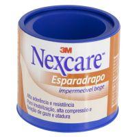 Esparadrapo Impermeável Bege Nexcare 25 mm x 0,9 m - Cod. 7891040211524