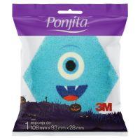 Esponja de Banho Infantil Ponjita - Cod. 7891040109876