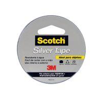 Fita Silver Tape 3M Scotch - 45 mm x 5 m - Cod. 7891040119110