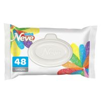 Lenços Umedecidos Neve Kids 48un - Cod. 7896018704176C3