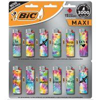Isqueiro BIC  Maxi DECOR estampa Trend - Cod. 70330662605