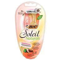 Aparelho de Depilar BIC Soleil Naturals - Cod. 70330371002