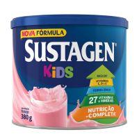 Complemento Alimentar Sustagen Kids Morango Lata 380g - Cod. 7898941911072