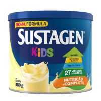 Complemento Alimentar Sustagen Kids Baunilha Lata 380g - Cod. 7898941911058