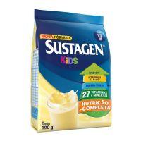 Complemento Alimentar Sustagen Kids Baunilha Sachê 190g - Cod. 7898941911270
