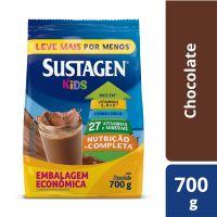 Complemento Alimentar Sustagen Kids Sabor Chocolate - Sachê 700g - Cod. 7898941912390