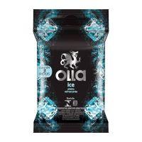 Preservativo Camisinha Olla Ice - 3 Unidades - Cod. 7896222718778
