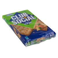 Biscoito Club Social Pizza 6Unx23,5g - Cod. 7622210641151C6
