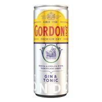 Gin Gordon's & Tonic 269Ml - Cod. 7893218003771