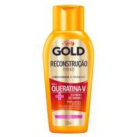 Condicionador Niely Gold Queratina Reparação 175mL - Cod. 7896000711175