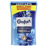 Refil Amaciante Concentrado Comfort Cuidado Essencial 900ml - Cod. 7891150054585