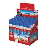 Cola Gel Faber-Castell 34g 1 Di C/ 24 Un - Cod. 7891360645429C24