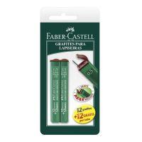 Grafite Tecnico Faber-Castell Polymer 0.5mm 2B | Caixa com 1 - Cod. 7891360572428