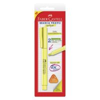 Marca Texto Faber-Castell Grifpen Amarelo - Cod. 7891360623199