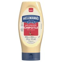 Maionese Chipotle Hellmann's Squeeze 335g - Cod. 7891150079908