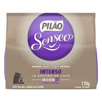 Café Senseo Pilão Intenso Sachê 120g - Cod. 7896089082845