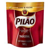 Café Pilão Tradicional Doy Bag 500g - Cod. 7896089013634