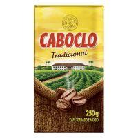 Café Caboclo Tradicional Vácuo 250g - Cod. 7896089012460