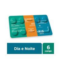 Antigripal Naldecon Pack Dia e Noite - Blíster 6 comprimidos - Cod. 7896016807220