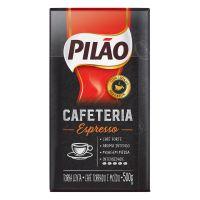 Café Pilão Caféteria Espresso Vácuo 500g - Cod. 7896089013870
